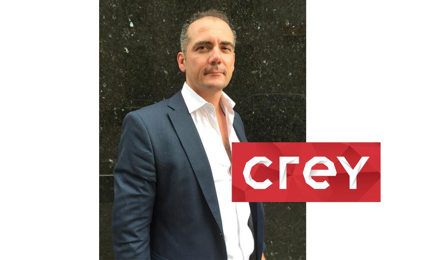 Fabien Rossini, ceo of social gaming network Crey, which is designed specifically as a play where Gen Z can create, play and connect with friends.