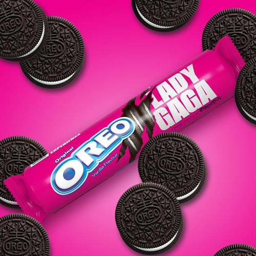 The Oreo/Lady Gaga promotion could inspire other FMCG brands to contemplate licensing.