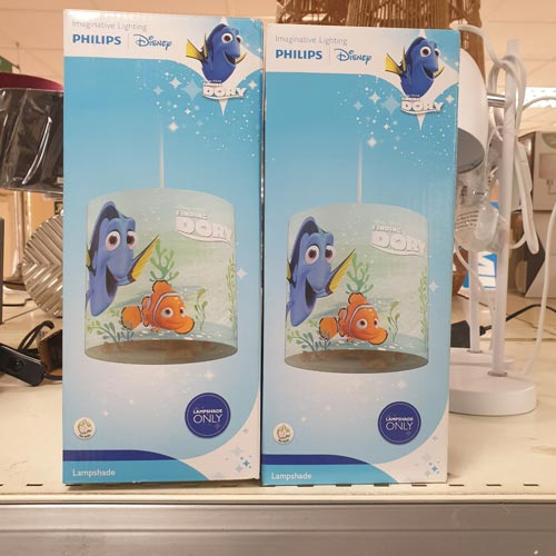The Philips brand enjoys high levels of trust from consumers, as does Disney.