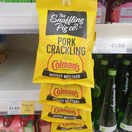 The tie-up between Colman's and The Snaffling Pig allows Unilever to reach younger consumers.