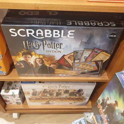 Waterstones was a big supporter of board games and jigsaws even pre-pandemic.
