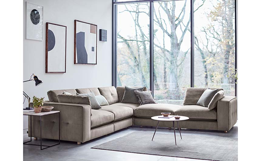 DFS has been busy promoting its partnership with Grand Designs.