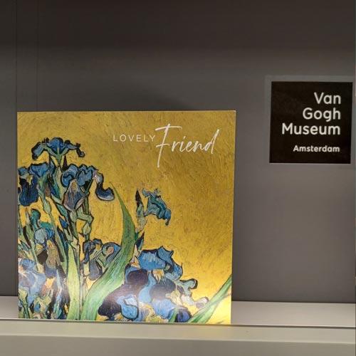 Danilo has broadened its portfolio with new licences including Van Gogh Museum.