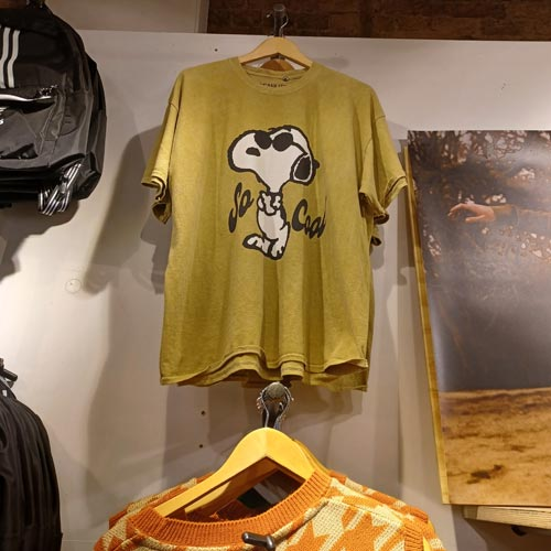 Urban Outfitters features licensing in-store in a focused way.